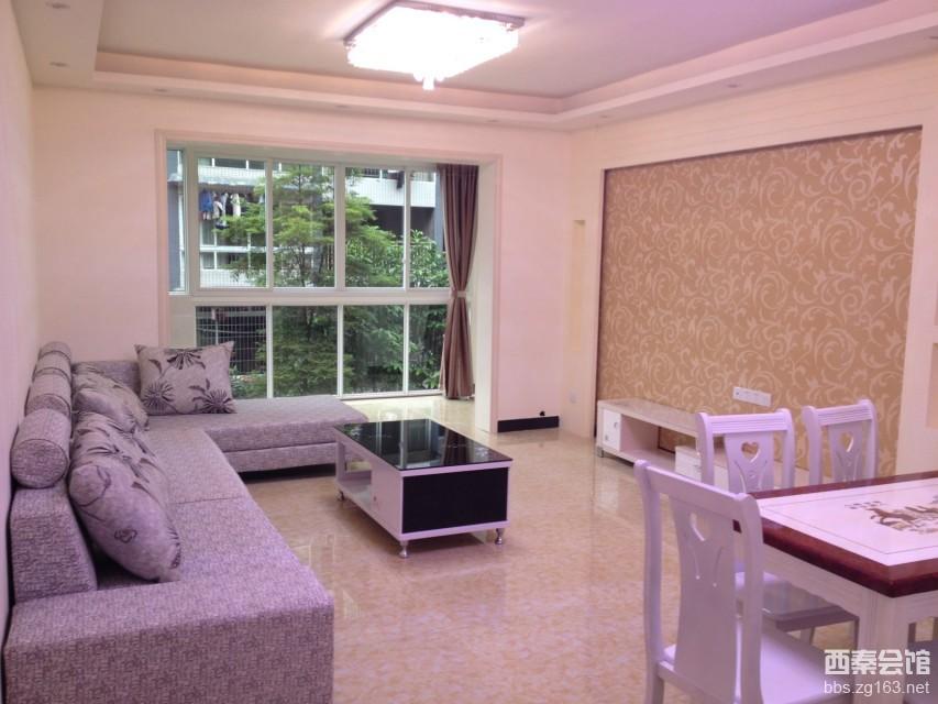 龙玥润景 93平米 两室两厅一卫 精装修 42万
