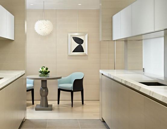 极简风格 温馨公寓室内设计
