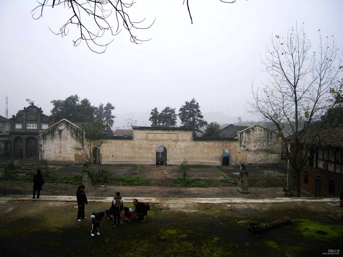 身边的风景-威远静宁古寺